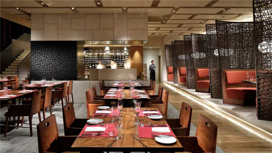 Four Seasons Hotel Kyoto Restaurant