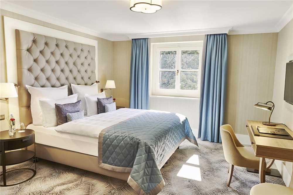 Steigenberger Grand Hotel Königswinter Doppelzimmer