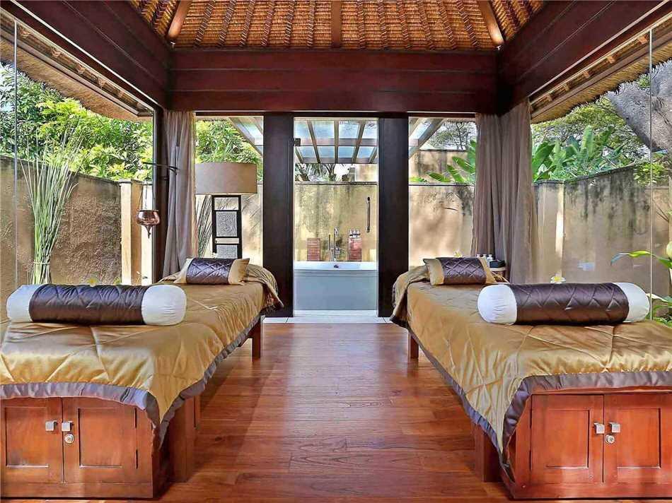 Amarterra Villas Bali Nusa Dua - MGallery Collection Wellnessbereich