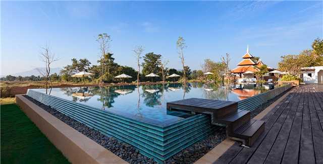 Sriwilai Sukhothai Resort & Spa Pool