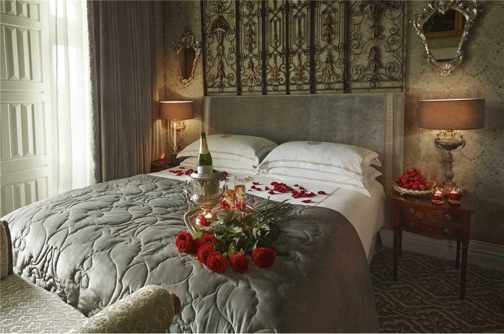 Ashford Castle Doppelzimmer