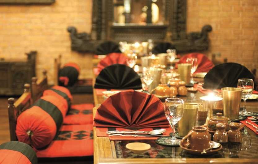 The Dwarikas Hotel Deluxe Restaurant