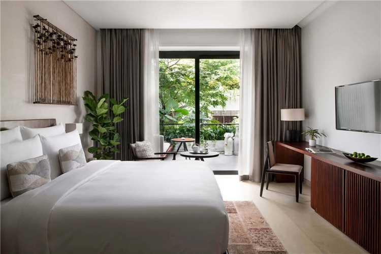 Treeline Urban Resort Doppelzimmer