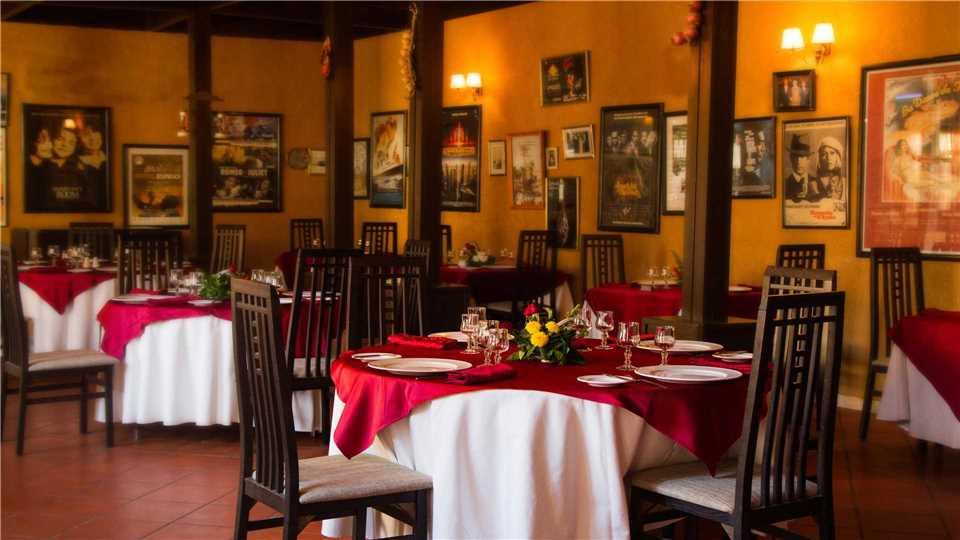 Le Berbere Palace Restaurant