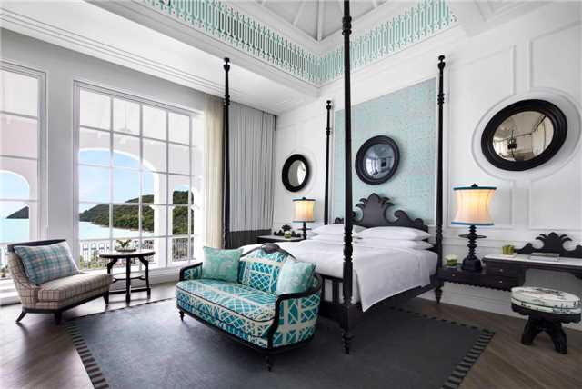 JW Marriott Phu Quoc Emerald Bay Turquoise Suite