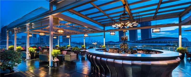 The Fullerton Bay Hotel Bar