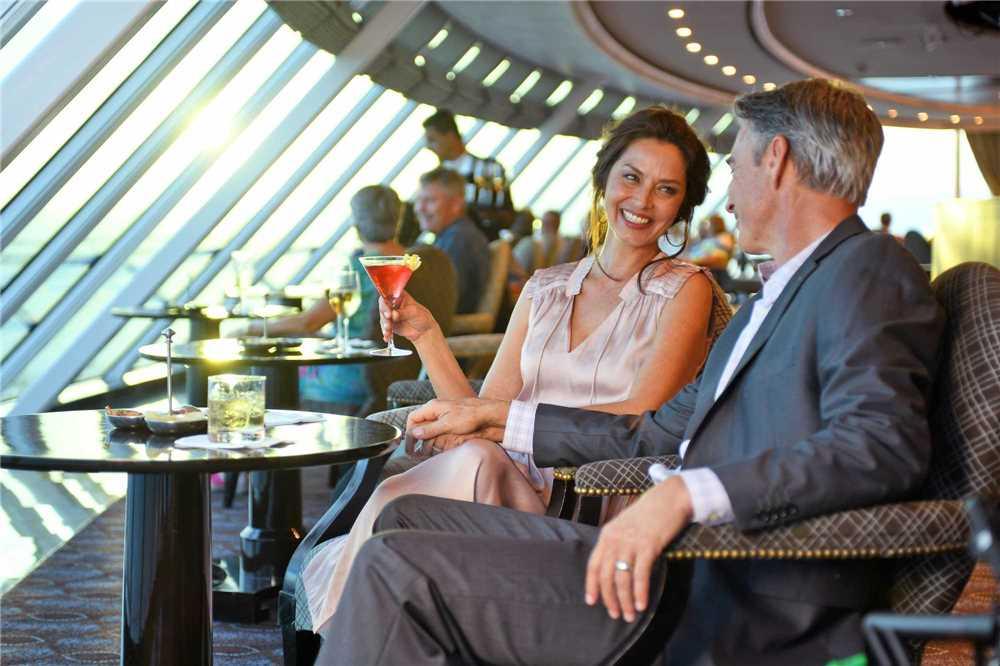 Oceania Cruises MS Nautica Restaurant