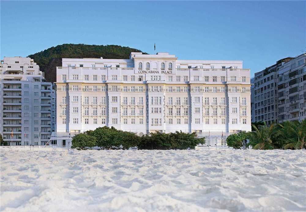 Belmond Copacabana Palace Hotelansicht