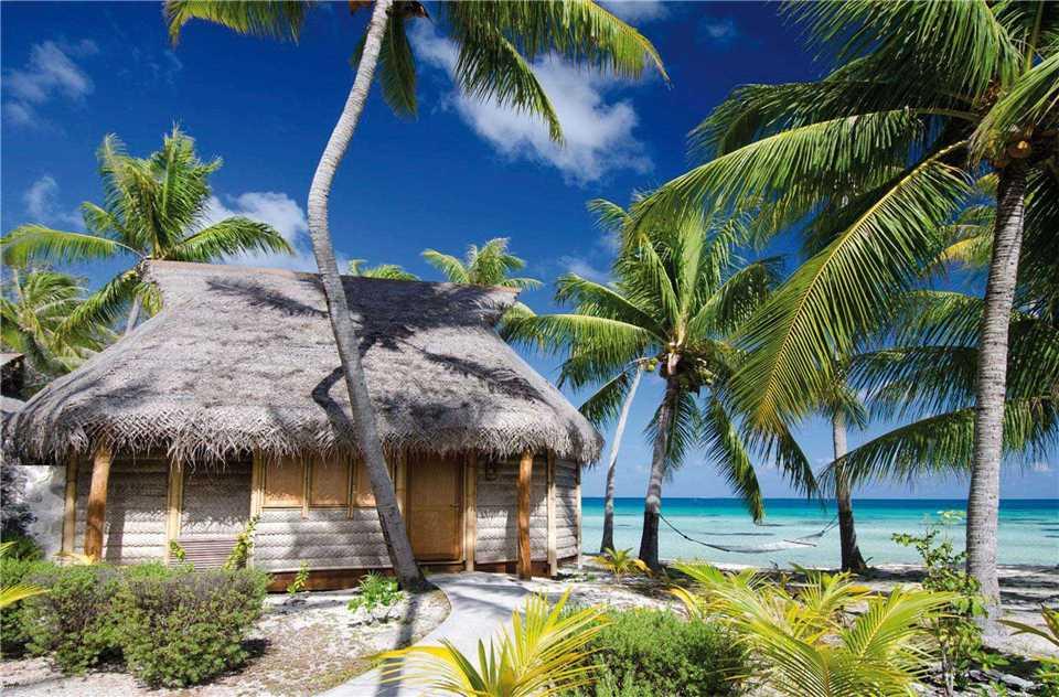 Tikehau Pearl Beach Resort Außenansicht