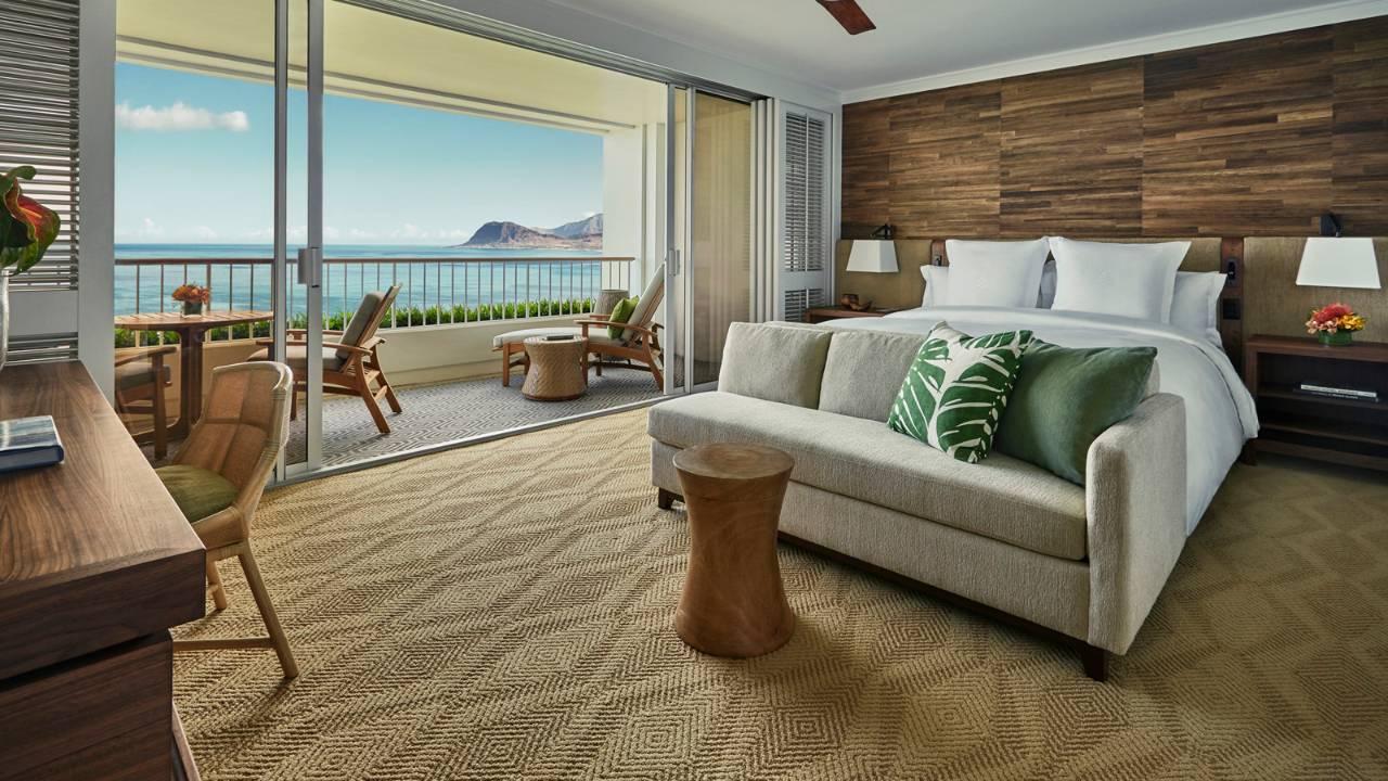 Four Seasons Oahu at Ko Olina Zimmer
