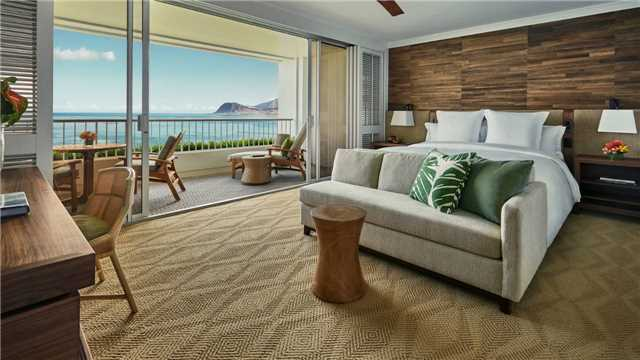 Four Seasons Oahu at Ko Olina Zimmer