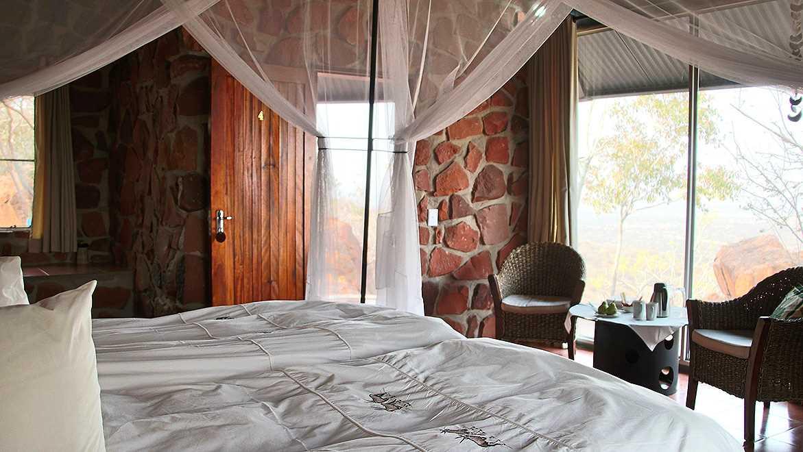 Waterberg Plateau Lodge Doppelzimmer