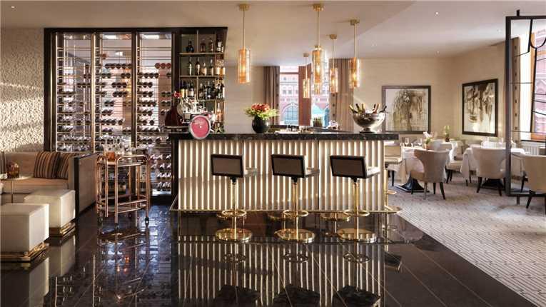 Four Seasons Hotel Moscow Bar