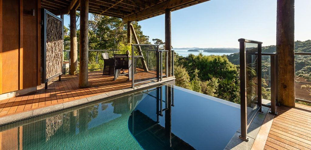 The Sanctuary Bay of Islands Pool