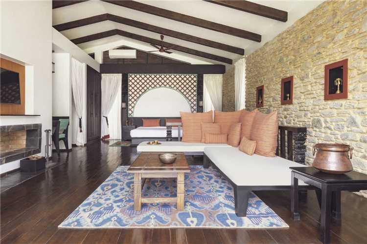 The Pavilions Himalayas Villa