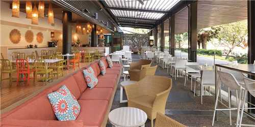 Vibe Hotel Darwin Waterfront Restaurant