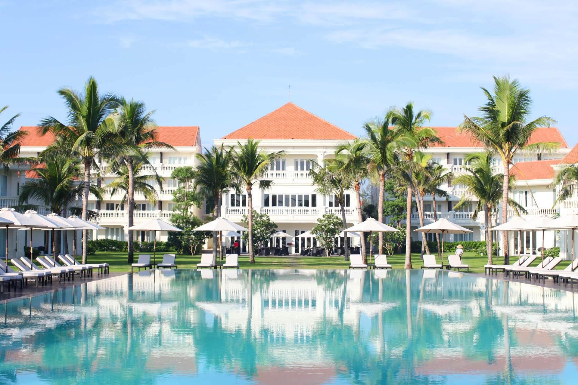 Boutique Hoi An Resort Poolblick