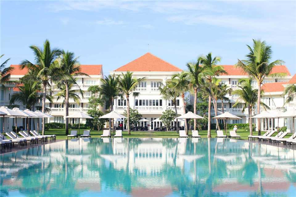 Boutique Hoi An Resort Poolblick