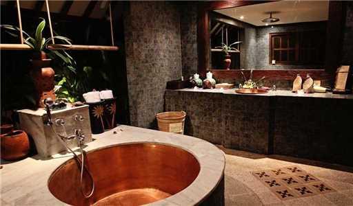 Tugu Lombok Badezimmer