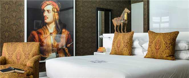 MannaBay Hotel Persien Zimmer