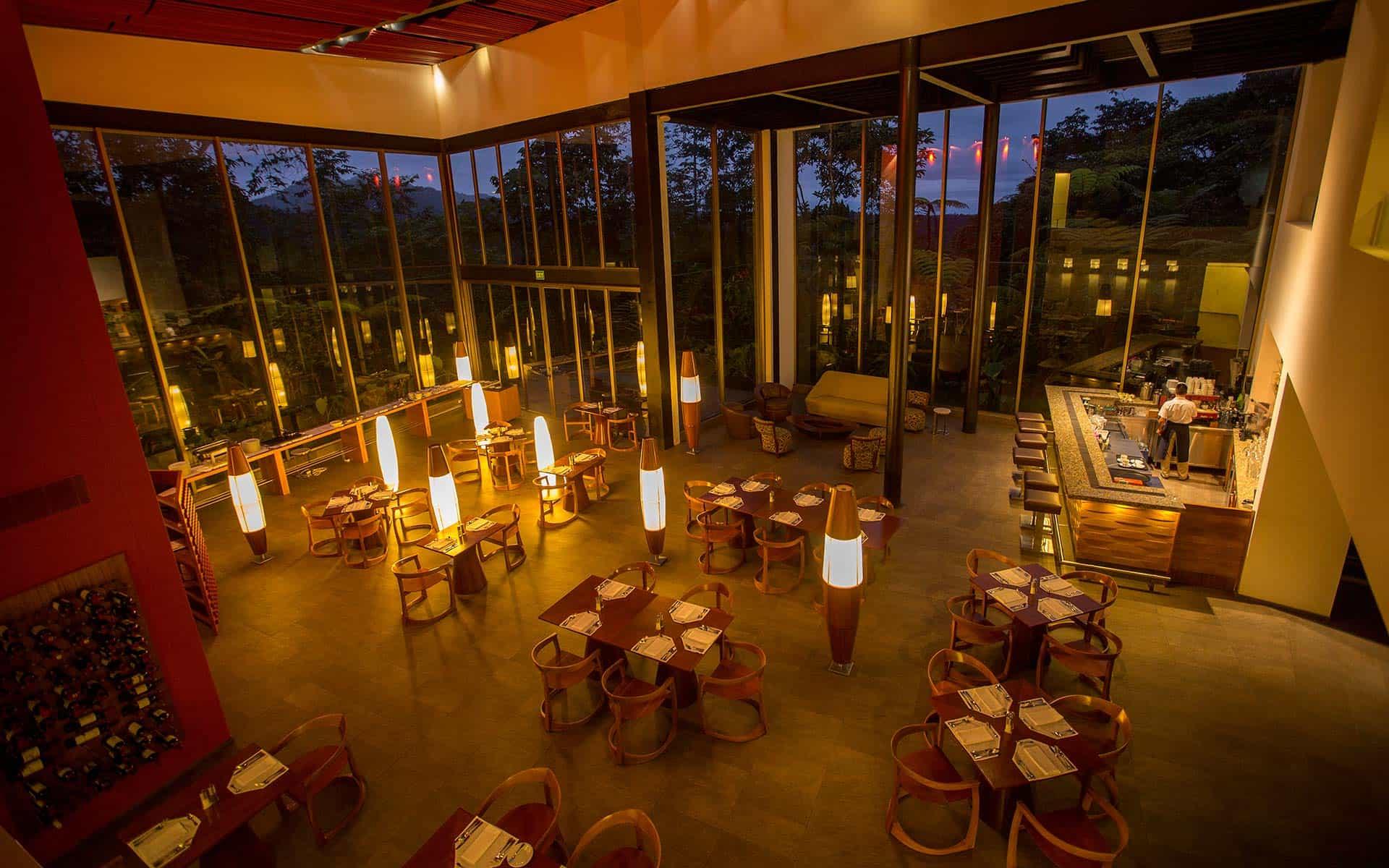 Mashpi Logde Restaurant