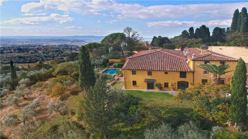 Villa Limonaia della Gressa Außenansicht