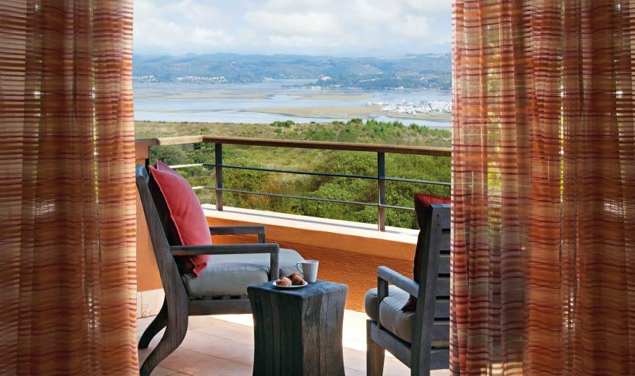 Pezula Resort & Spa Superior Suite Balkon