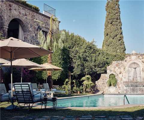 Belmond Casa de Sierra Nevada Pool