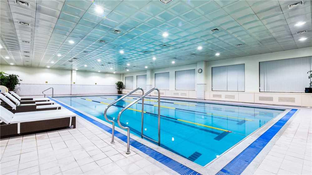 Lotte Hotel Vladivostok Schwimmbad