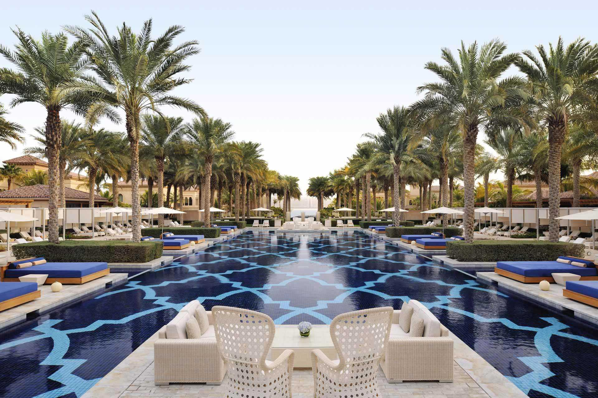 One&Only The Palm Pool