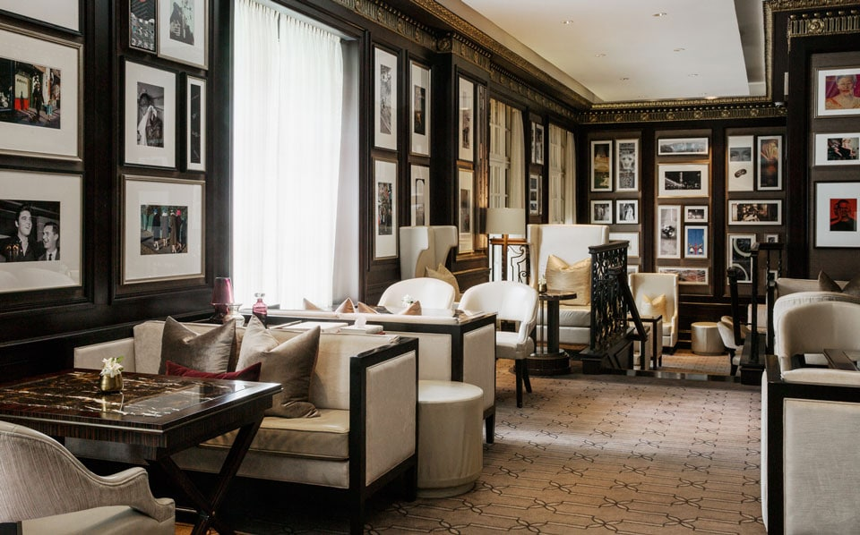 Rosewood Hotel Georgia Lounge
