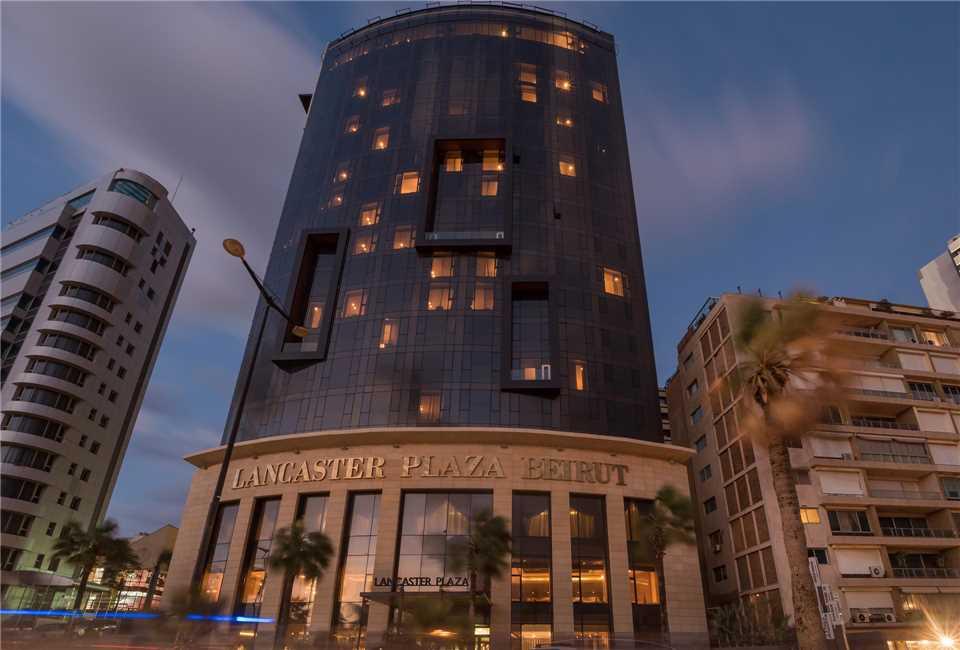 Lancaster Plaza Beirut Hotelansicht