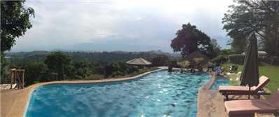 Ndali Lodge Pool