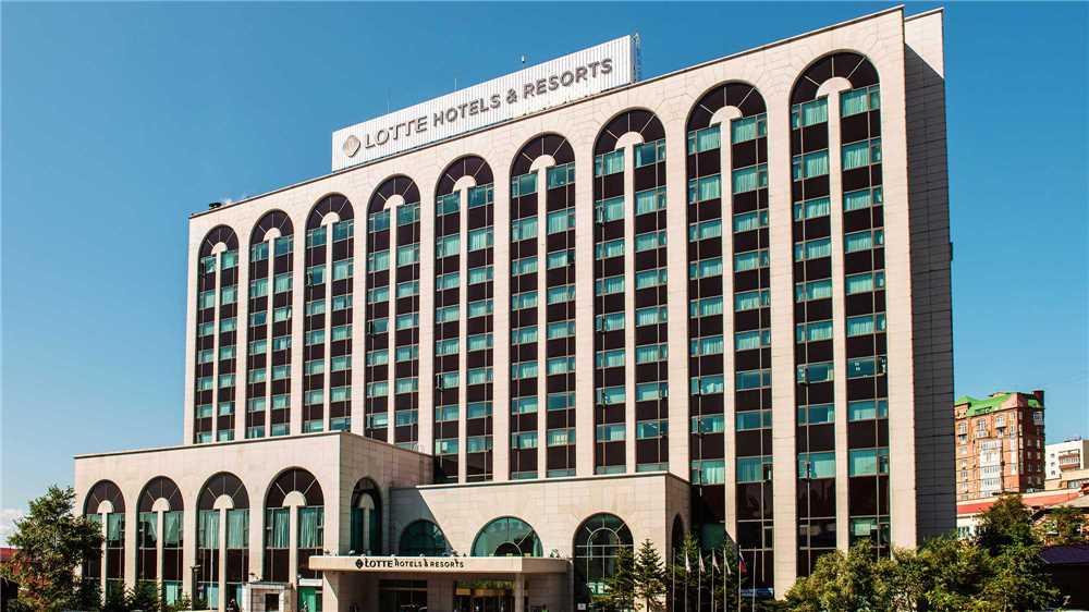 Lotte Hotel Vladivostok Außenansicht