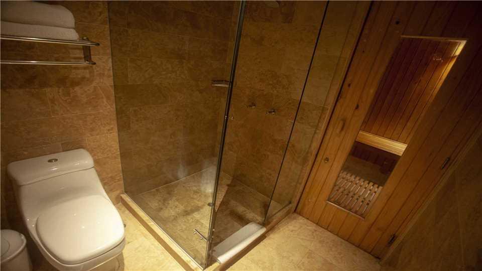 Casa Andina Premium Miraflores Badezimmer