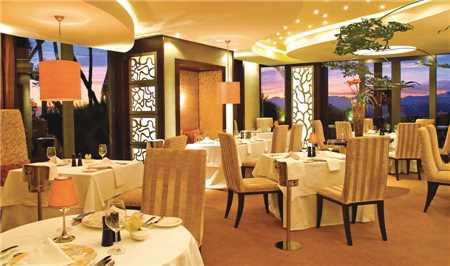 Pezula Resort & Spa Restaurant Zacharys