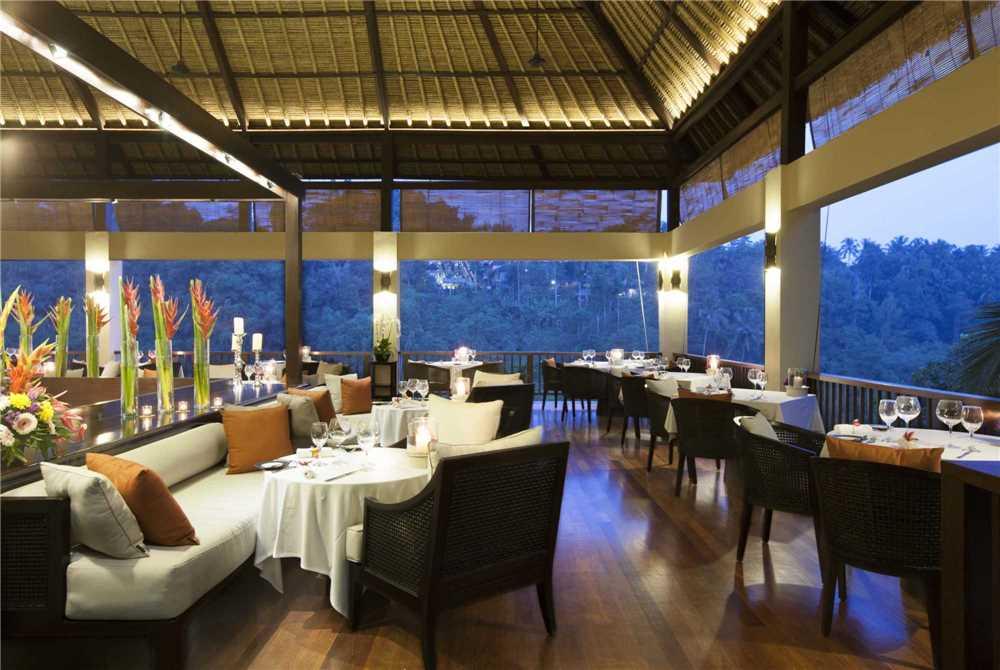 Ubud Hanging Gardens Restaurant