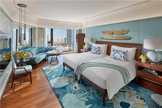 Mandarin Oriental Bangkok Deluxe Premier King Room