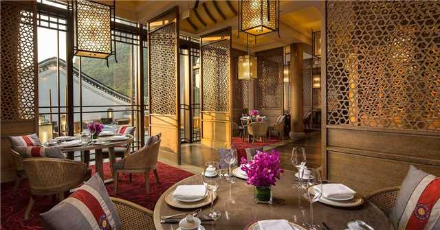 Banyan Tree Yangshuo Restaurant