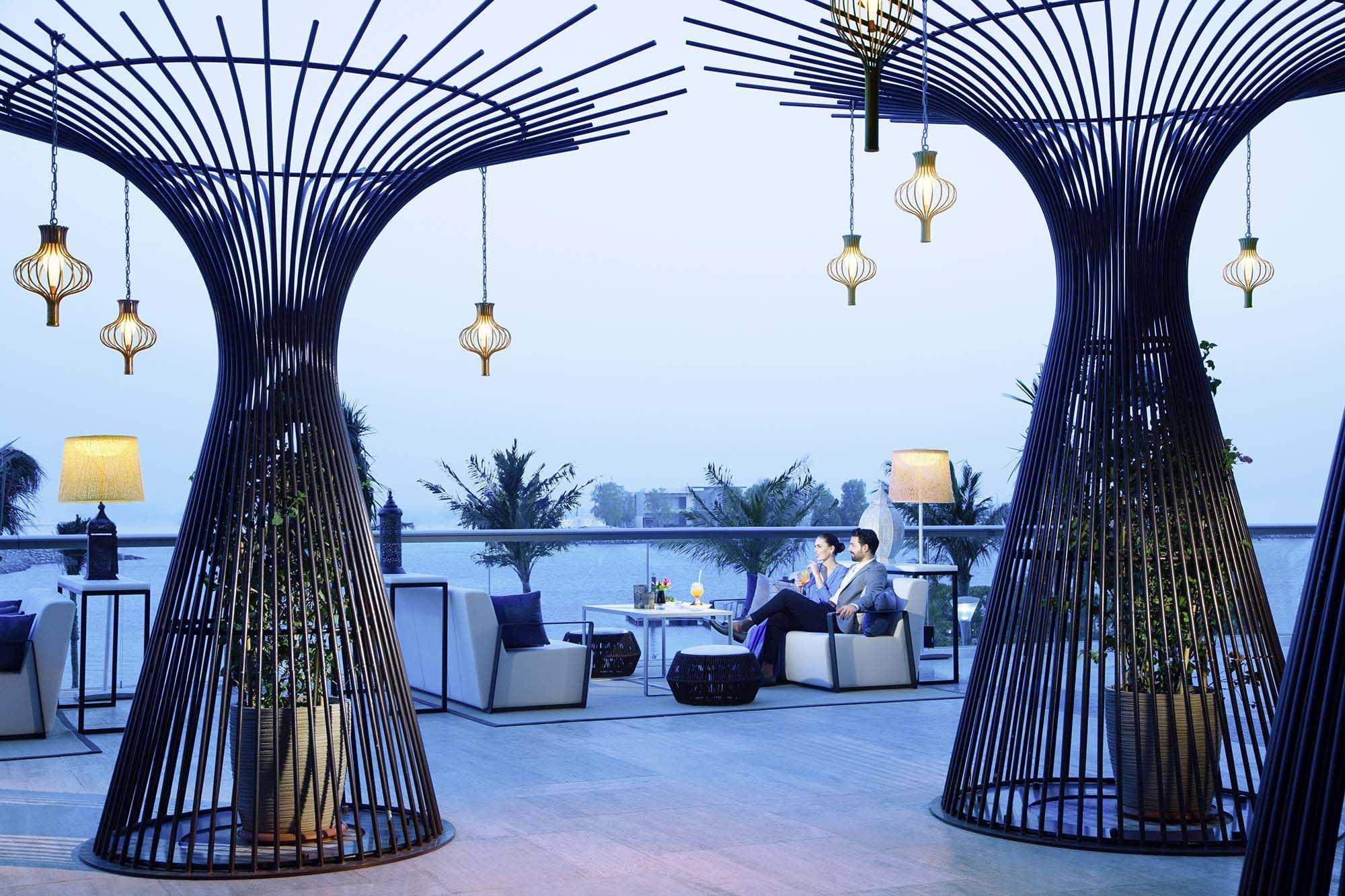 Grand Hyatt Abu Dhabi Hotel & Residences Emirates Pearl Terrasse