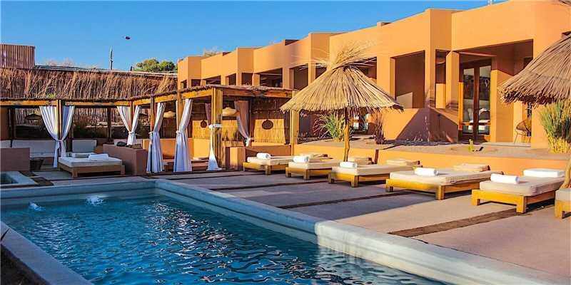 Noi Casa Atacama Pool