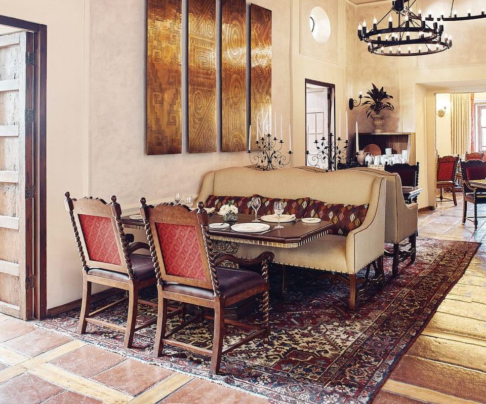 Belmond Casa de Sierra Nevada Restaurant