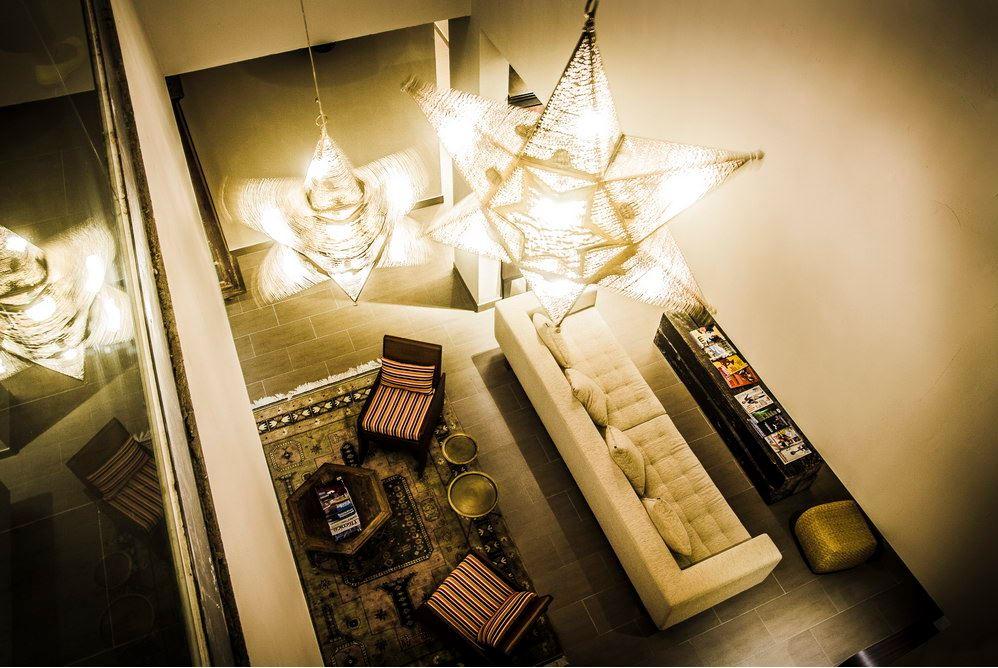 The Ranee Boutique Suites Lounge