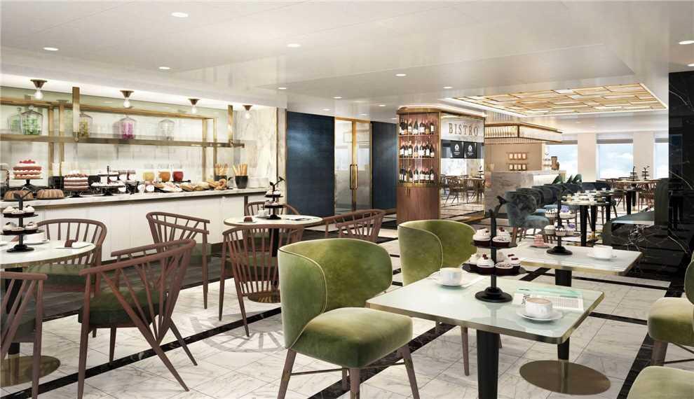 Crystal Cruises Crystal Endeavor Restaurant