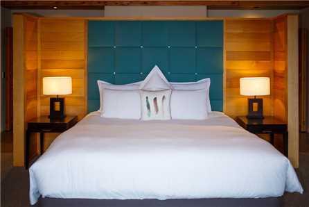 Azur Lodge Zimmer