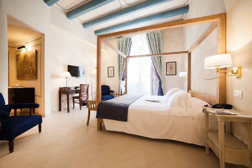 Algilà Ortigia Charme Hotel Doppelzimmer