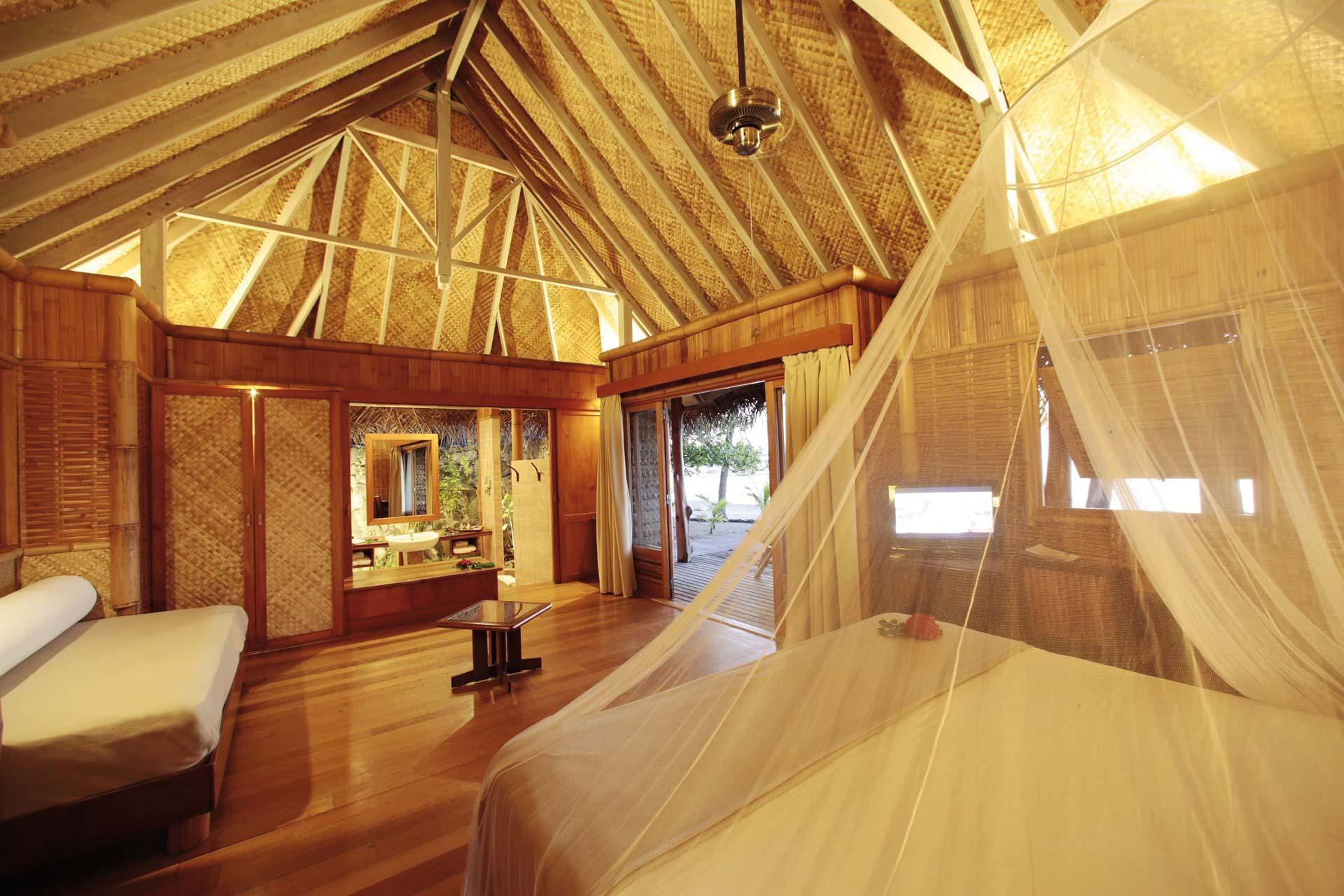 Tikehau Pearl Beach Resort Doppelzimmer