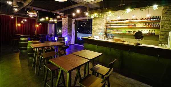 UTOP Marina Hotel & Resort Yeosu Expo Bar