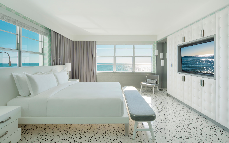 COMO Metropolitan Miami Beach Doppelzimmer