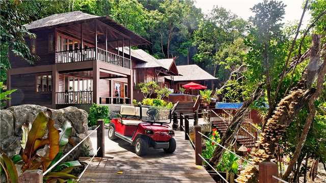 Bungaraya Island Resort Resort